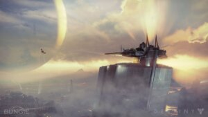 Destiny 2 The old Tower